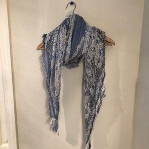 Nordstrom BP print scarf